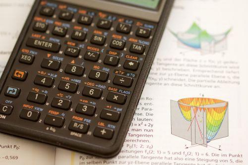 calculator mathematics school
