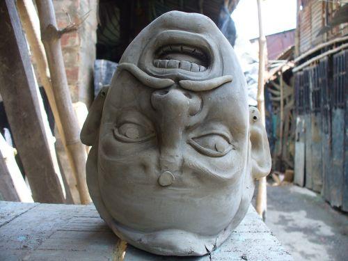 calcutta idol sculpture