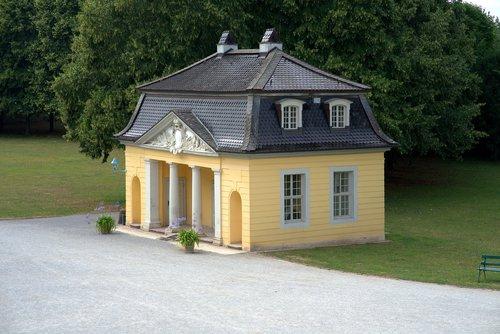 calden  castle  wilhelmsthal