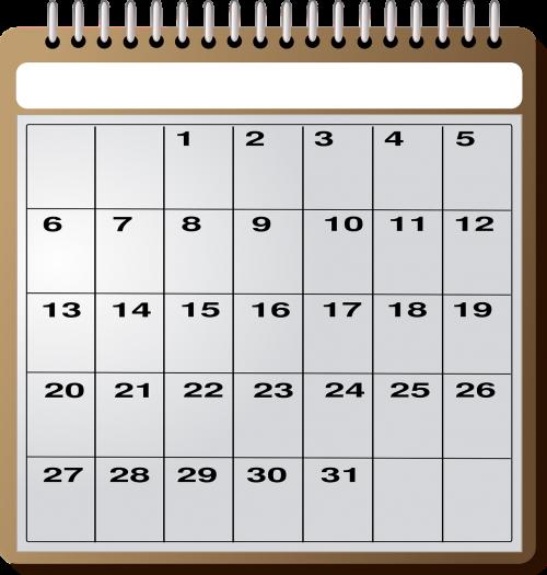 calendar agenda notes