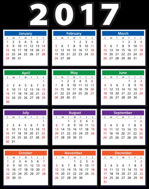 calendar agenda schedule
