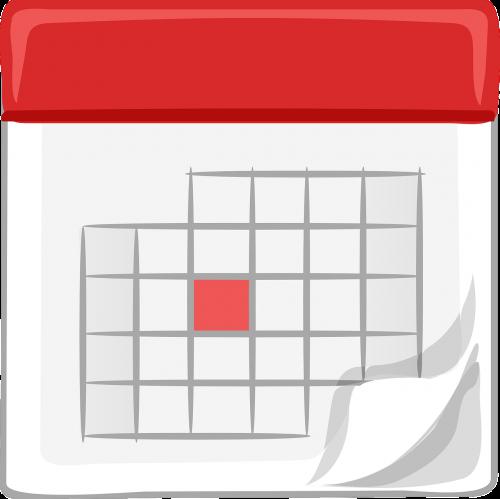 calendar monthly office