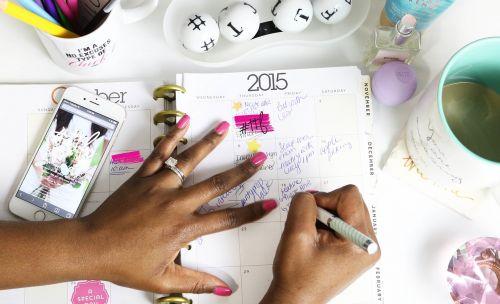 calendar agenda planner