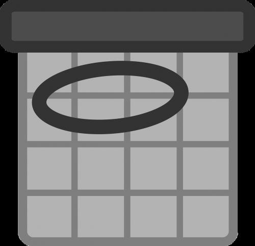 calendar dates month