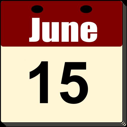 calendar tearaway today