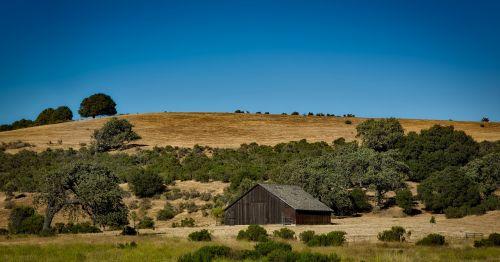 california countryside rural