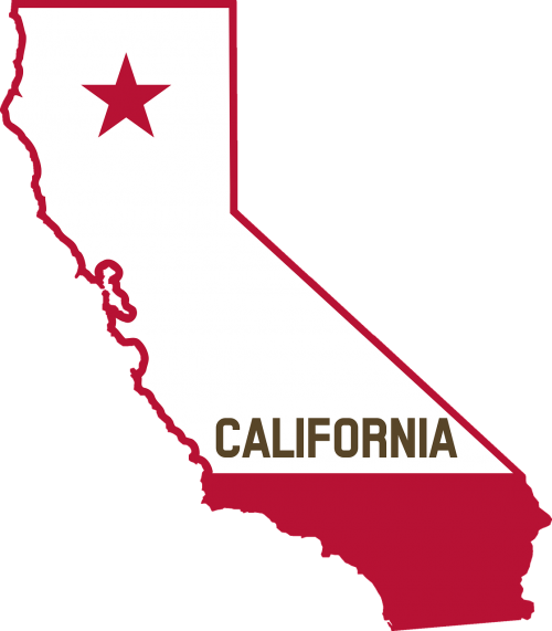 california usa americana