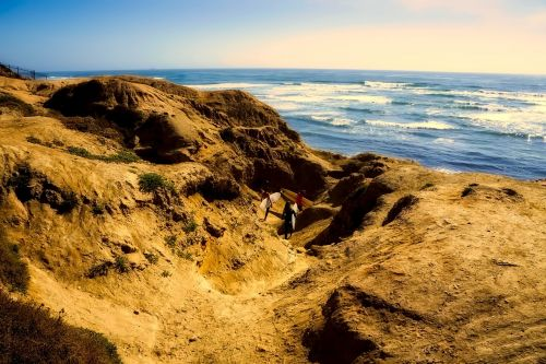 california sea ocean