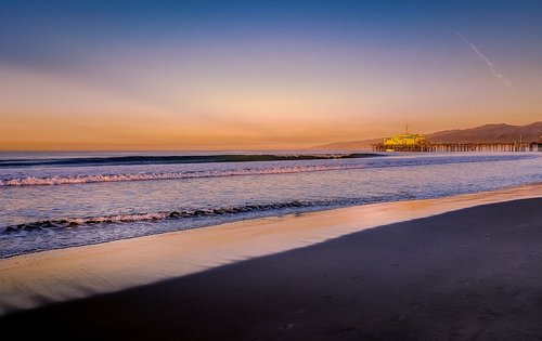 california  los angeles california  beach