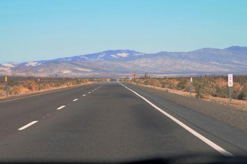 California Desert Highway