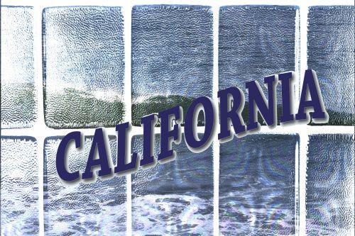California Wave And Window
