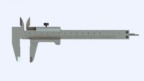 caliper instrument measurement