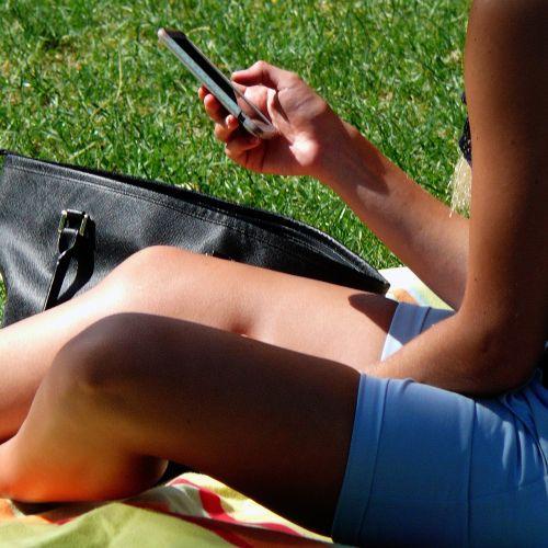 call smartphone responsive