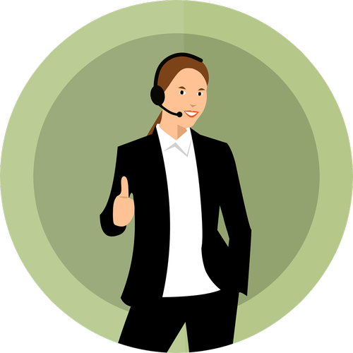 call center  customer service representative  service