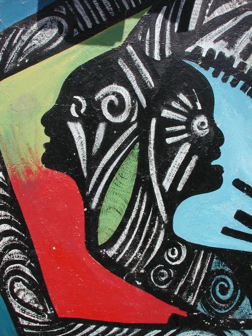 callejon de hamel afro-cuban colors