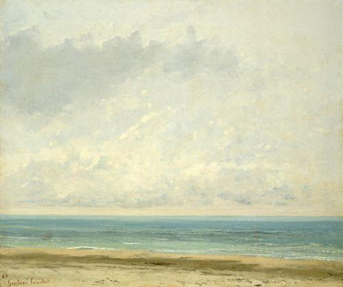 Calm Sea, 1866