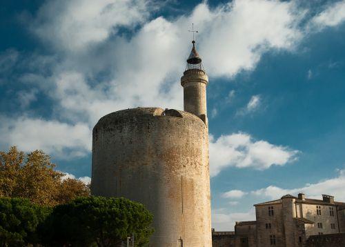 camargue aigues-mortes tower