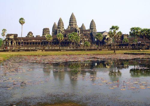 cambodia angkor religion