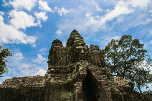 cambodia ruins ancient