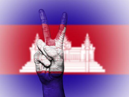 Kambodža,Kambodža,vėliava,taika,fonas,reklama,spalvos,Šalis,ženminbi,grafika,piktograma,nacionalinis,valstybė,simbolis,turizmas,kelionė,asija
