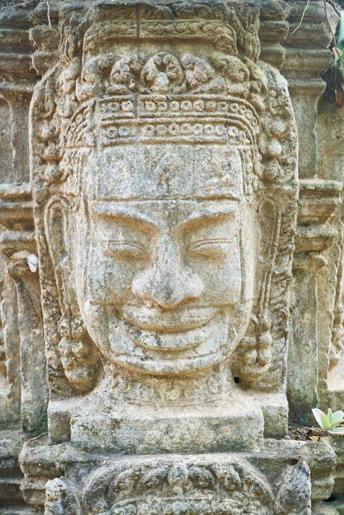 cambodia on temple
