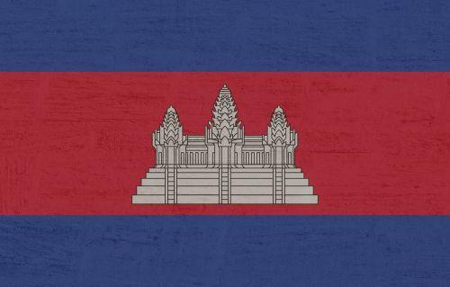 cambodia flag international