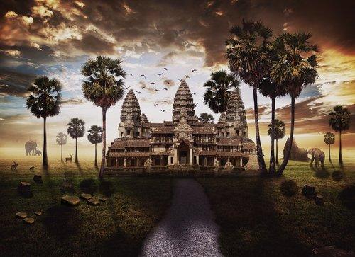 cambodia  khmer  tourism