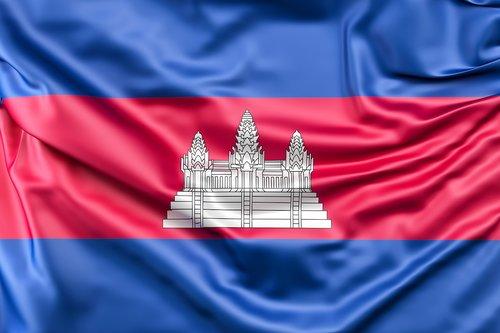 cambodia  flag  khmer