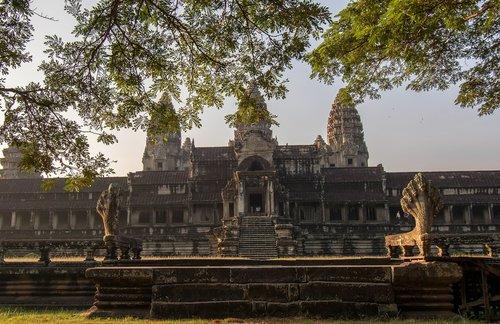 cambodia  angkor wat  hindu