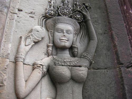 cambodia god 廟-woo