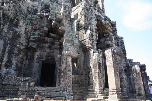 cambodia angkor wat ruins
