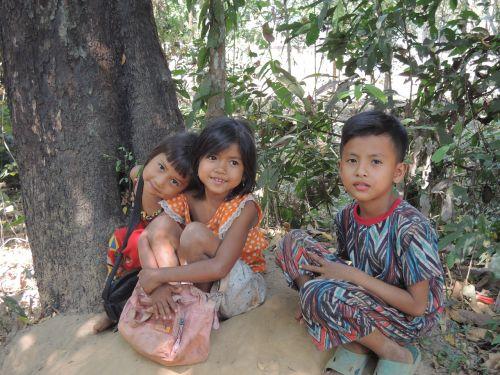 cambodia kids brothers