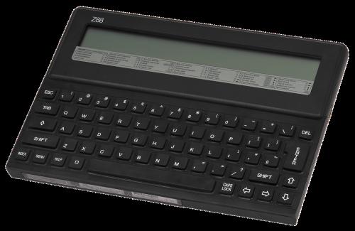cambridge z88 computer a4 laptop