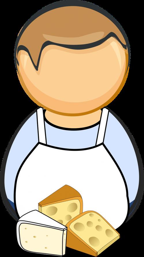 camembert cheese comic characters
