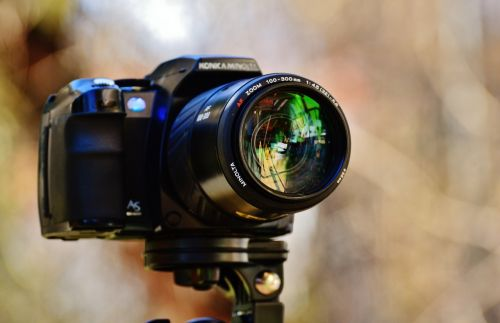 camera old minolta
