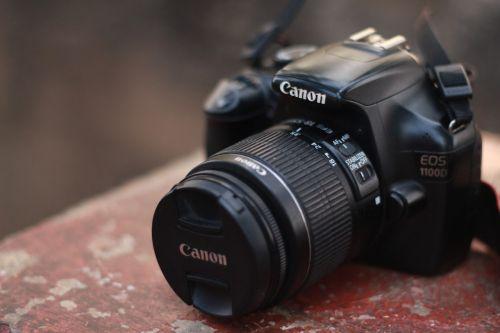 camera canon eos 1100d dslr
