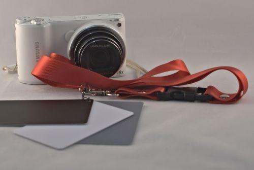 camera compact grey scale