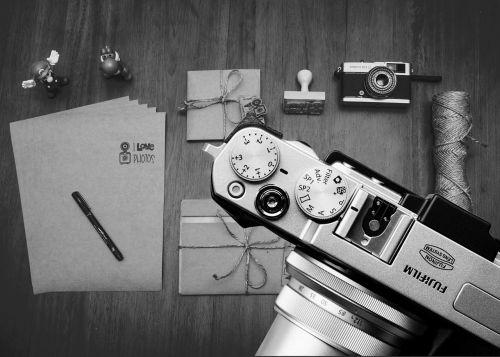 camera desktop stationary