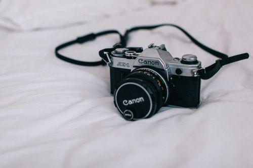 camera canon slr