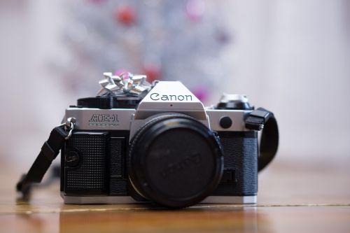 camera christmas canon
