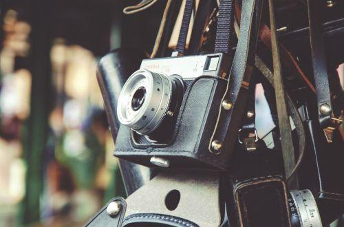 camera vintage photography
