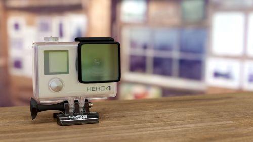 camera go pro hero 4