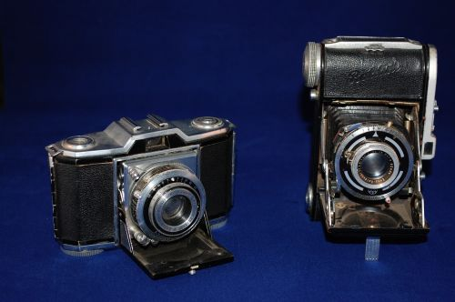 cameras photo camera old