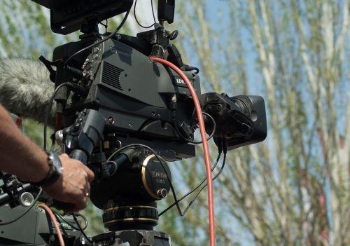 camera film reportage