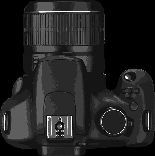camera slr digital