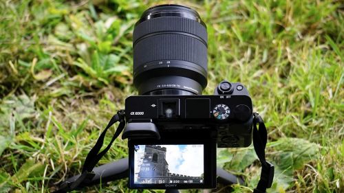 camera sony digital