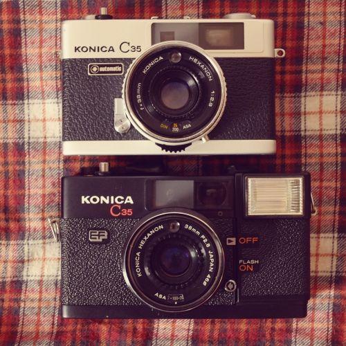 camera analog hipster