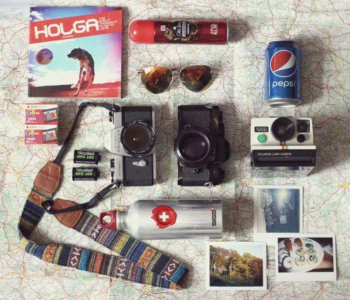 camera camera equipment travel