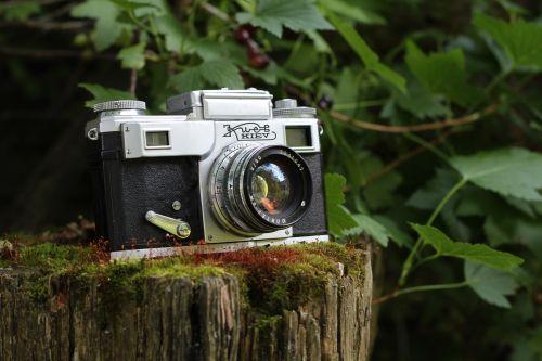 camera vintage kiev