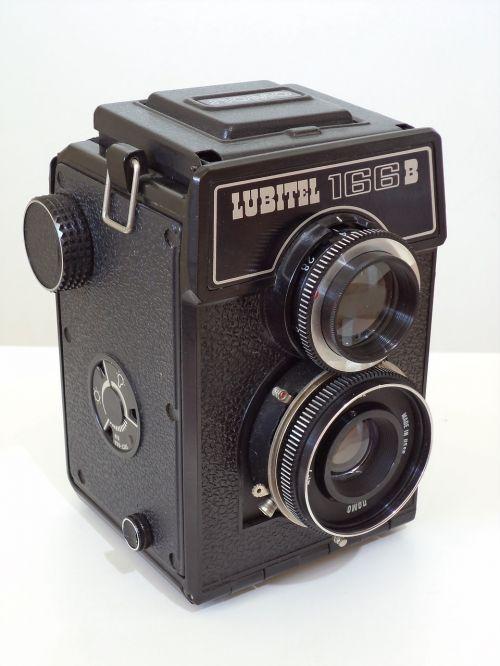 camera medium format ussr